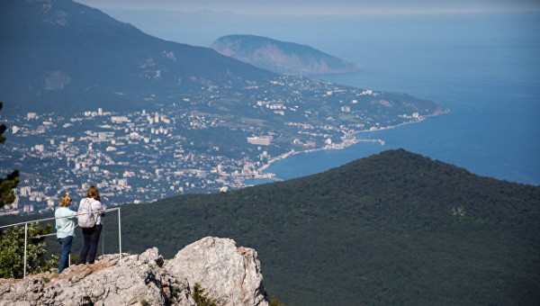 Крым побил постсоветский рекорд по количеству туристов – Минкурортов