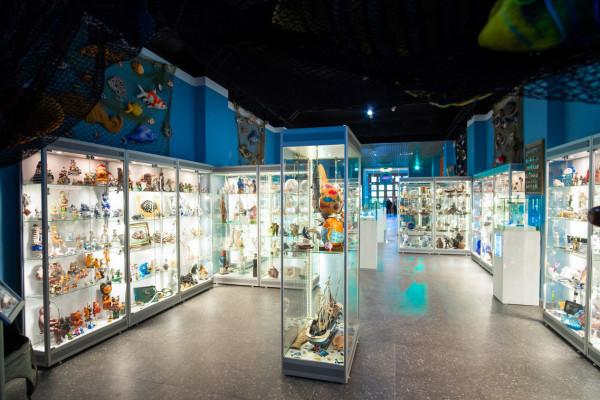 Музей Рыбы и Рыболовства открыли в Феодосии
