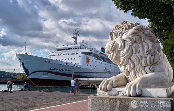 Круизы из Сочи в Крым возобновятся с 29 апреля