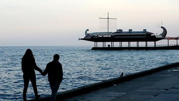 В Крыму в этом году отдохнули почти миллион украинцев