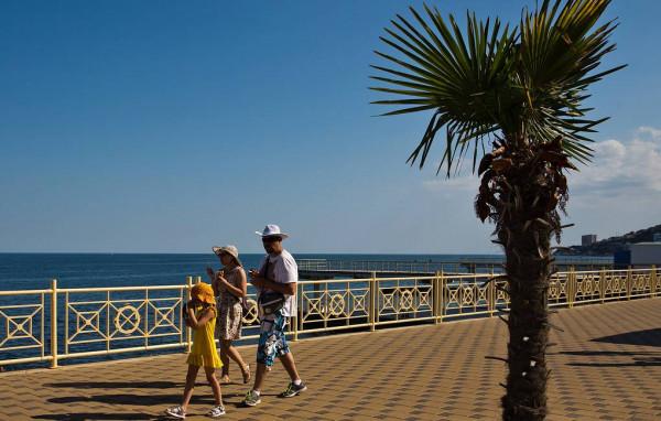 Крым отказался от курортного сбора в 2019 году