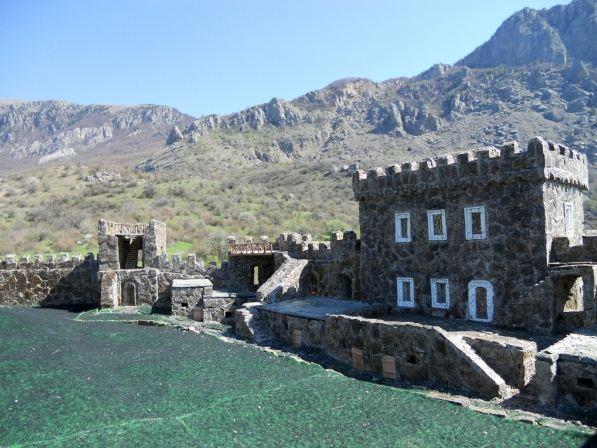 Под Алуштой пройдет фестиваль, посвященный крепости Фуна