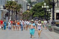 Аксенов назвал Ялту летней столицей России