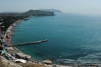 Новые туристические рекорды: сколько гостей принял Крым