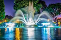 Ансамбль фонтанов украсит набережную Ялты к следующему курортному сезону