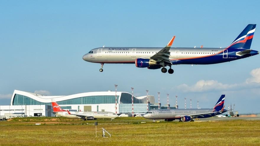 Более 140 тысяч пассажиров обслужил аэропорт Симферополя на новогодних каникулах