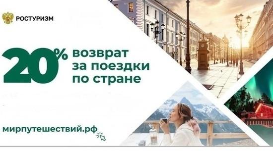 Крым стал лидером по числу бронирований начала третьего этапа Программы туристического кешбэка