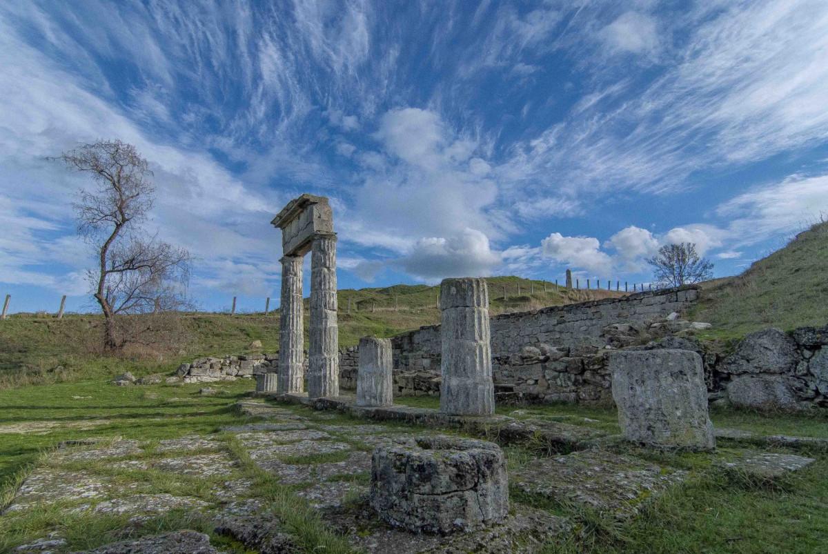 Крымские объекты «Золотого кольца Боспорского царства» в 2020 году посетили 360 тысяч туристов