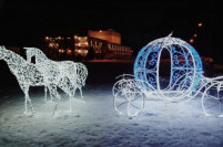 Города Крыма - в топе популярных курортов для отдыха с детьми на Новый год