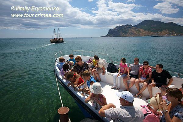 В 2020 году Крым посетили 6,3 млн туристов