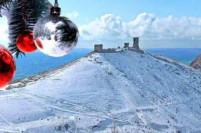 В дни новогодних и рождественских праздников Крым принял почти 200 тысяч туристов