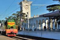 Поезда в Крым перевезут около 3 млн человек в курортный сезон
