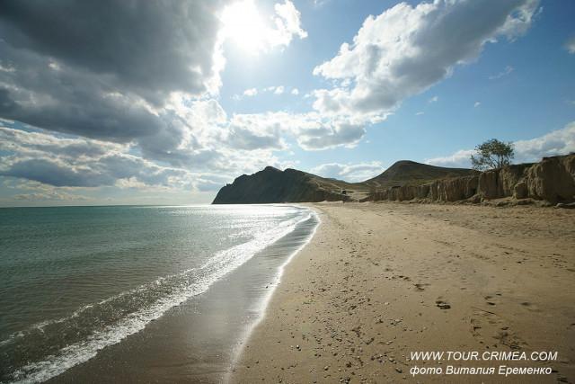 Мороз и солнце - день чудесный! Или в ожидании чудесных дней в начале декабря 2019 в Крыму.