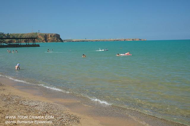 Спустя много лет заново открыл для себя пляж в с.Песчаное Бахчисарайского района!