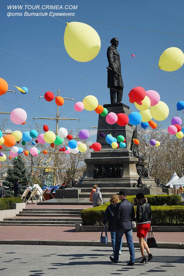 Открытие летнего туристического сезона 2019  в Севастополе