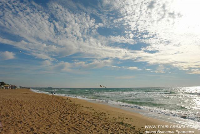 Море лечит. Прогулки на крымскому побережью - радость на целый день.