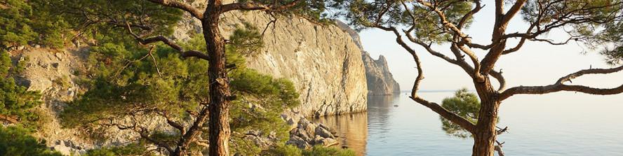 Заповедный  мыс Айя - место удивительной красоты в Крыму!