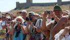 Иностранные туристы проявили повышенный интерес к Крыму в этом году
