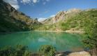 Небесная красота горного озера Панагия в п.Зеленогорье