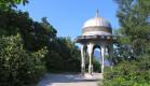 Турецкая или Серебряная беседка в Ливадийском парке